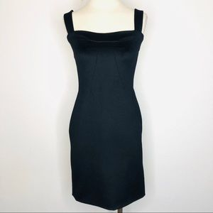 Dolce & Gabanna Wool Cashmere Bodycon Dress G21